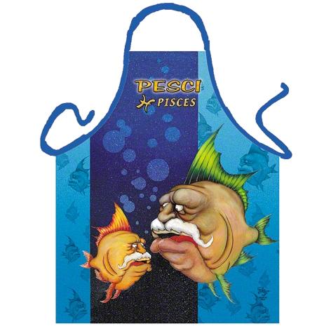 Schürze - Fische (20.02. - 20.03.)