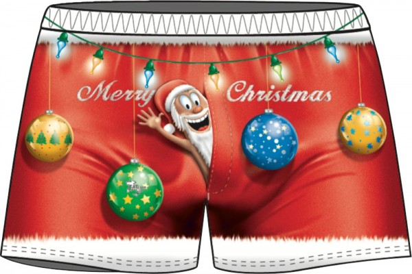 Boxershort Unterhose Frohe Weihnachten ITATI - hier sofort lieferbar √