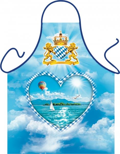 Schürze - Chiemsee