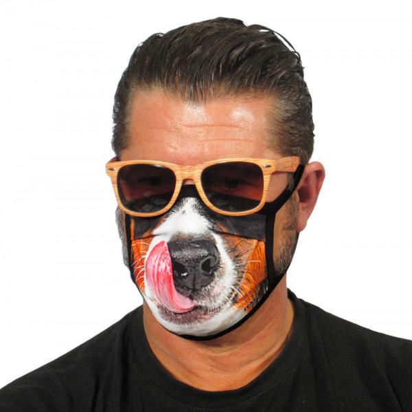 Gesichtsmaske Hundeschnautze