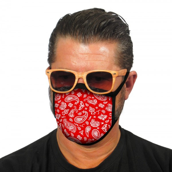 Gesichtsmaske Atemmaske Bandana - itati-shop.de