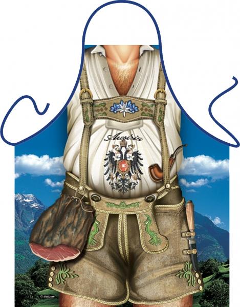 Schürze - Tiroler Mann