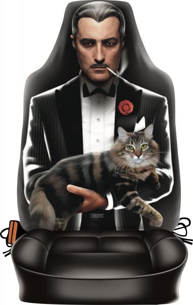 Auto Rückenlehnenüberzug - The Godfather
