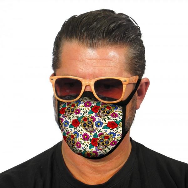 Gesichtsmaske Atemmaske DieDeMuertos - itati-shop.de