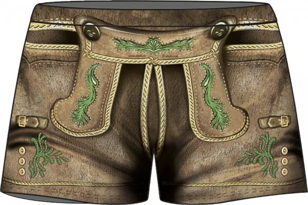 Lederhose Bayern Boxershort ITATI-Textilien (GR-34078) www.itati-shop.de