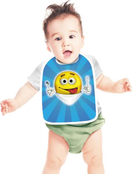 Lätzchen Emoji Baby ITATI-Textilien