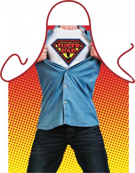 Schürze - Super Dad