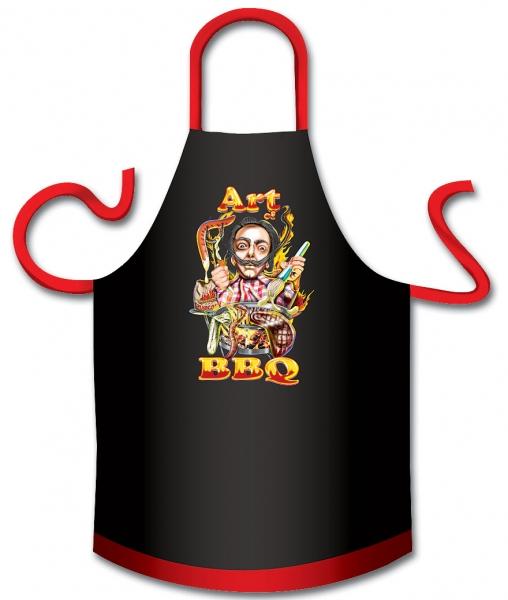 Grillschürze - Art-of-BBQ (Baumwolle)