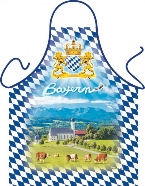 Schürze - Bayerisches Voralpenland