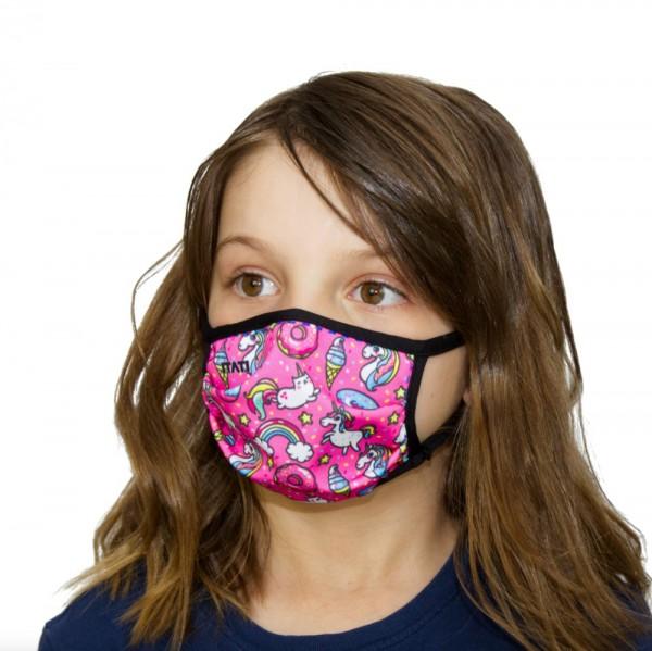 Gesichtsmaske für Kinder Atemmaske Einhorn - itati-shop.de