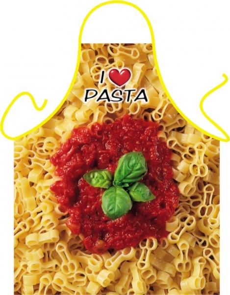 Schürze - I Love Pasta