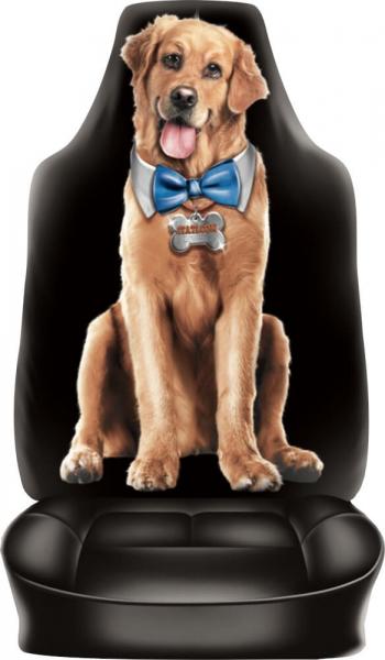 Sitzbezug Hund für Auto oder Wohnmobil Golden Retreiver