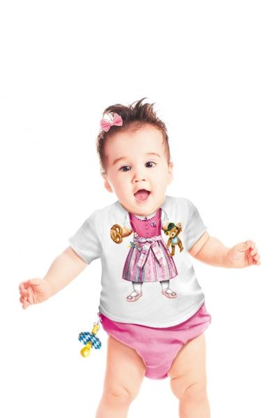 Baby T-Shirt - Dirndl XXS