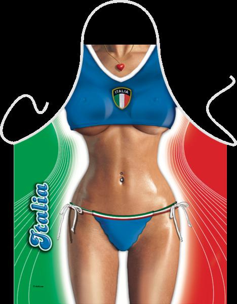 Schürze - Italienisches Mädchen