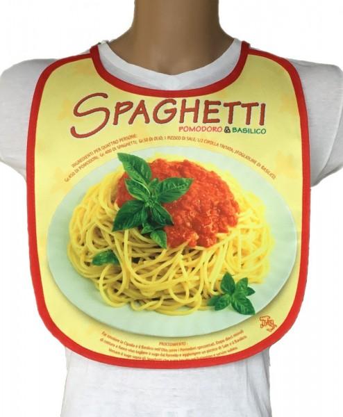Lätzchen für Erwachsene - Spaghetti (BA-20164)