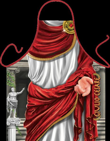 Julius Caesar Schürze ITATI-Textilien (GR.39671) www.itati-shop.de