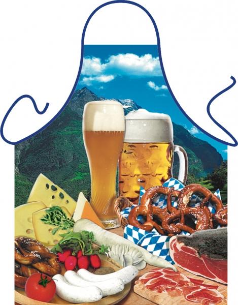 Schürze - Bayerische Brotzeit
