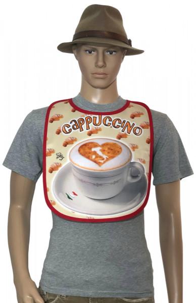 Lätzchen für Erwachsene - Cappuccino (BA-20161) - itati-shop.de