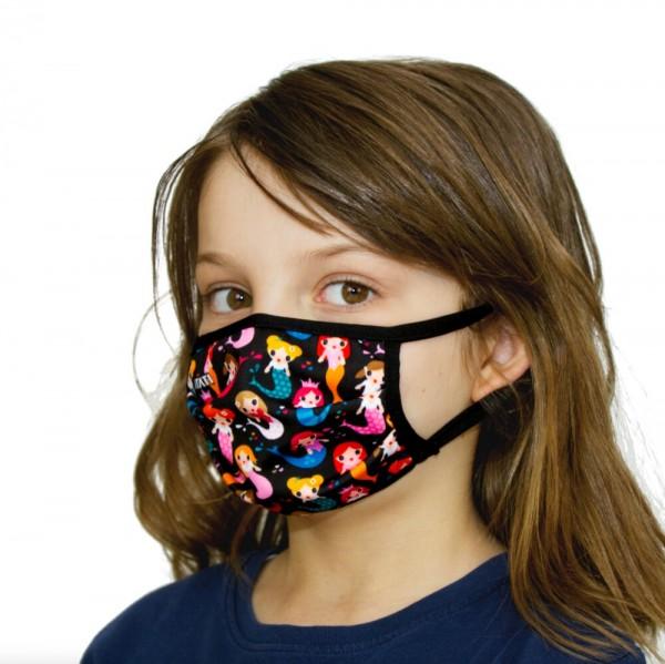 Gesichtsmaske für Kinder Atemmaske Meerjungfrau - itati-shop.de