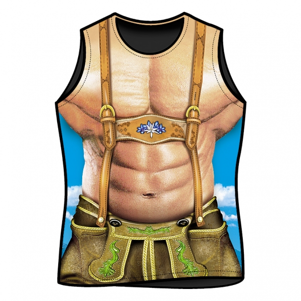 Shirt - Alpenmacho (Einheitsgröße S-L)