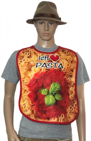 Sexy Latz für Erwachsene - Ich liebe Pasta - Love Nudeln - itati-shop.de