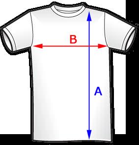 t-shirt-abmessungen-man
