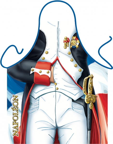 Schürze - Napoleon