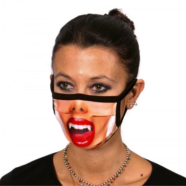 Gesichtsmaske Vampirette
