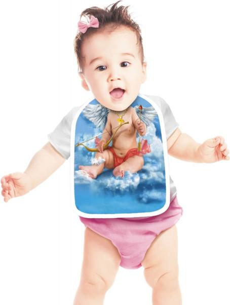 Lätzchen Engel Baby ITATI-Textilien