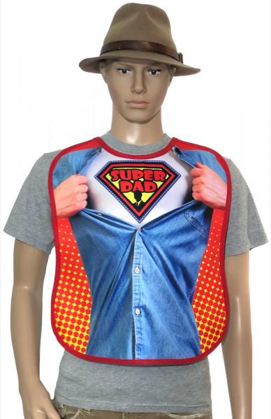 Tolles Lätzchen für Männer - Super Dad - itati-shop.de