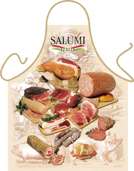 Schürze - Salumi