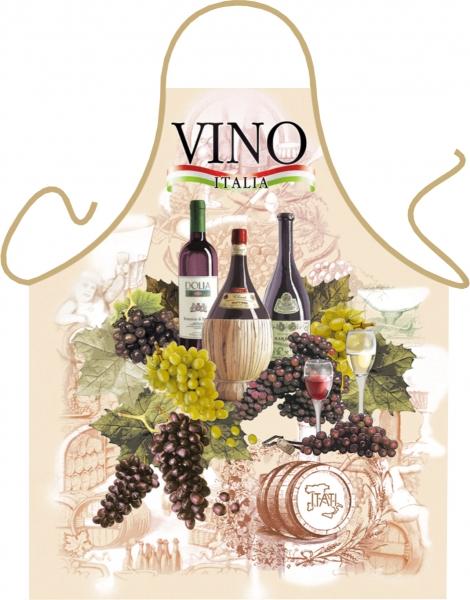 Schürze = Vino Italia