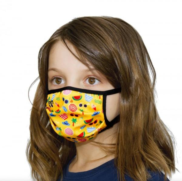 Gesichtsmaske für Kinder Atemmaske Sommer - itati-shop.de